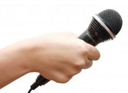 mikrofon-intervju